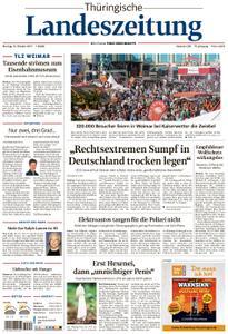 Thüringische Landeszeitung – 14. Oktober 2019