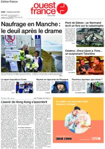 Ouest-France Édition France – 14 août 2019