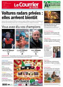 Le Courrier de l'Ouest Nord Anjou – 13 décembre 2019