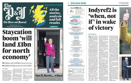 The Press and Journal Moray – May 10, 2021