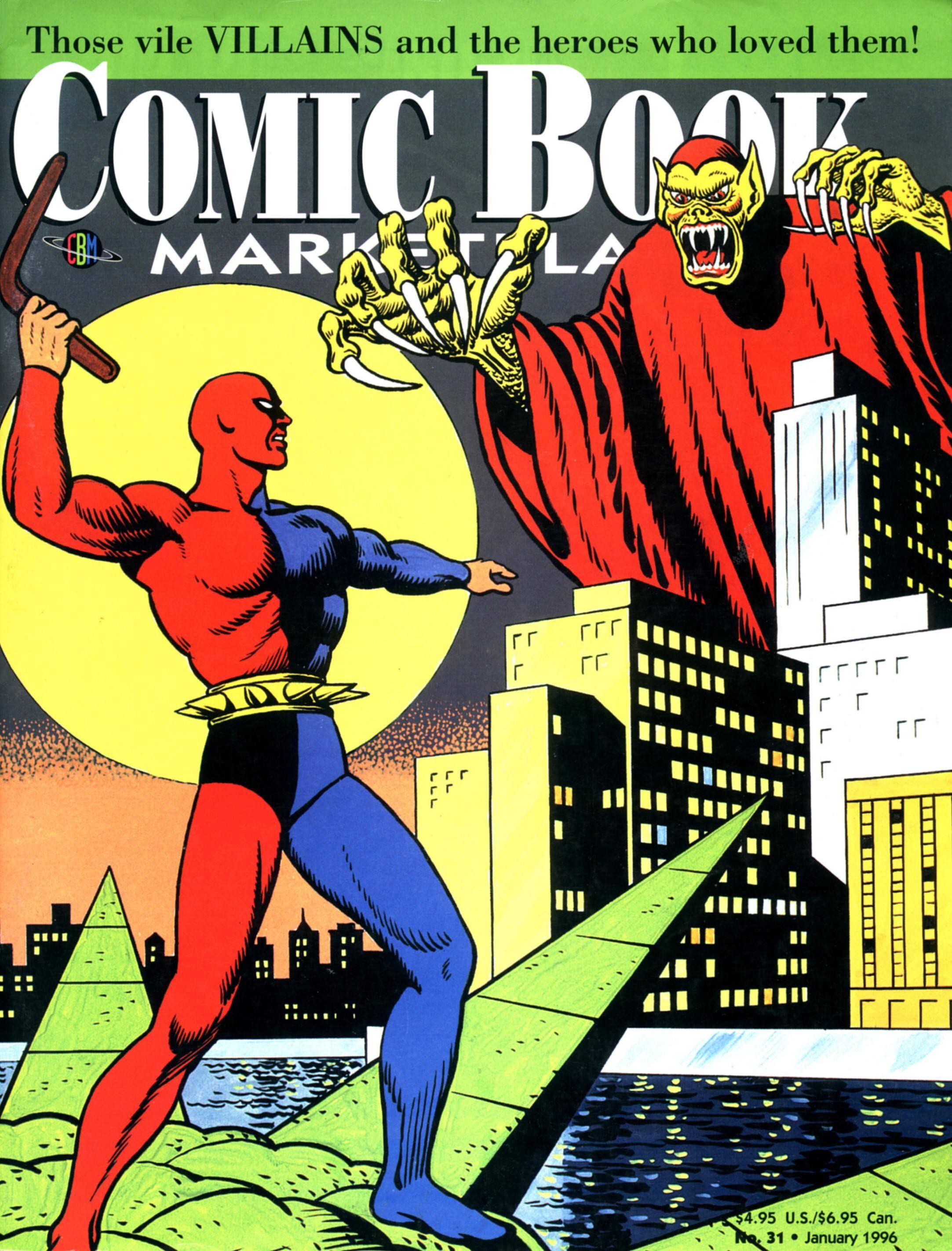 Comic Book Marketplace 031 1996