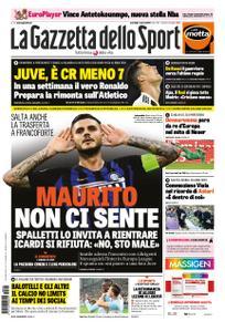 La Gazzetta dello Sport Sicilia – 05 marzo 2019