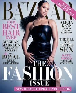 Harper's Bazaar USA - September 2019