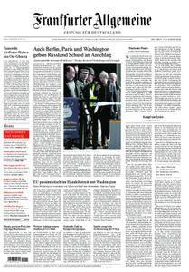 Frankfurter Allgemeine Zeitung F.A.Z. - 16. März 2018