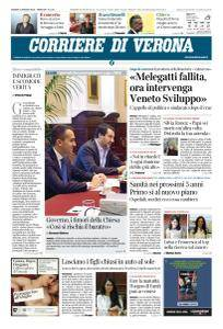 Corriere di Verona - 31 Maggio 2018