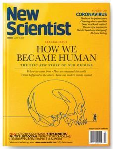 New Scientist - April 04, 2020