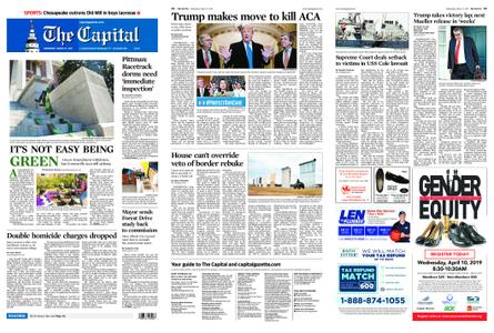 The Capital – March 27, 2019