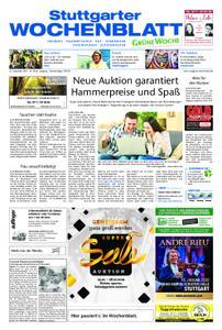 Stuttgarter Wochenblatt - Zuffenhausen & Stammheim - 25. September 2019