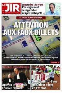 Journal de l'île de la Réunion - 15 octobre 2019