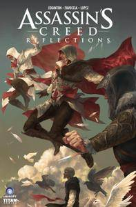 Assassins Creed - Reflections 001 2017 6 covers Digital danke-Empire