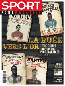 Sport Foot Magazine - 12 Février 2020