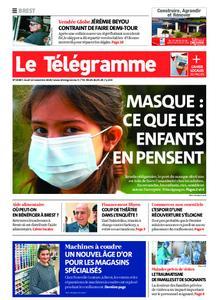 Le Télégramme Brest – 12 novembre 2020