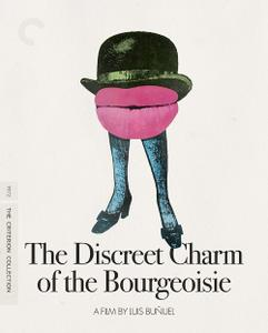 The Discreet Charm of the Bourgeoisie (1972) [Criterion]