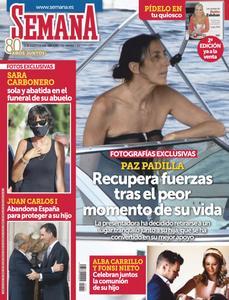 Semana España - 12 agosto 2020