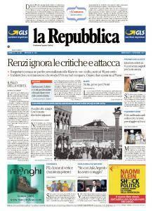 la Repubblica - 8 Novembre 2017