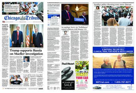 Chicago Tribune – July 17, 2018