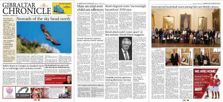 Gibraltar Chronicle – 07 March 2018