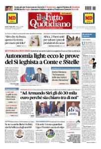 Il Fatto Quotidiano - 22 luglio 2019