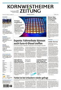 Kornwestheimer Zeitung - 22. Juli 2019
