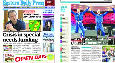 Eastern Daily Press – May 31, 2019