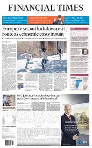 Financial Times Asia - April 27, 2020