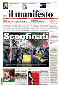 il Manifesto - 17 Dicembre 2017