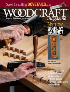 Woodcraft Magazine - February/March 2021