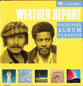 Weather Report - Original Album Classics [5CD Box Set] (2007)
