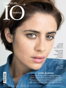 Io Donna del Corriere della Sera - 1 Ottobre 2016