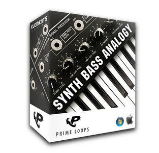 Prime Loops Synth Bass NKI WAV SCD