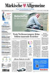 Neue Oranienburger Zeitung - 27. September 2019