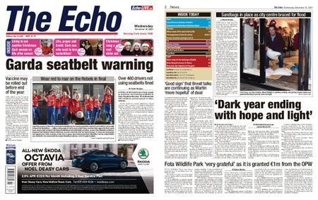 Evening Echo – December 16, 2020