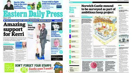 Eastern Daily Press – December 18, 2017