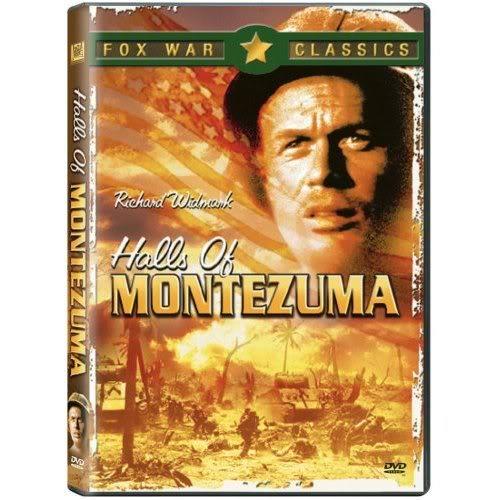 Hall of Montezuma (1950)