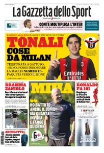 La Gazzetta dello Sport Roma – 09 settembre 2020