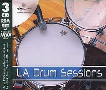 Big Fish Audio LA Drum Sessions WAV ACID (repost)
