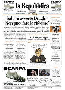la Repubblica - 15 Maggio 2021