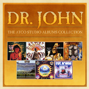 Dr. John - The ATCO Studio Albums Collection (2014) [Official Digital Download 24bit/192kHz]