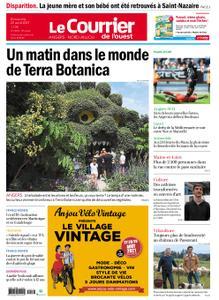 Le Courrier de l'Ouest Angers – 22 août 2021
