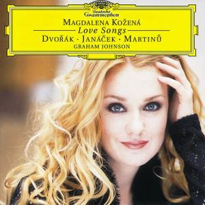 Magdalena Kozená - Dvorák, Janácek, Martinu: Love Songs (2000)