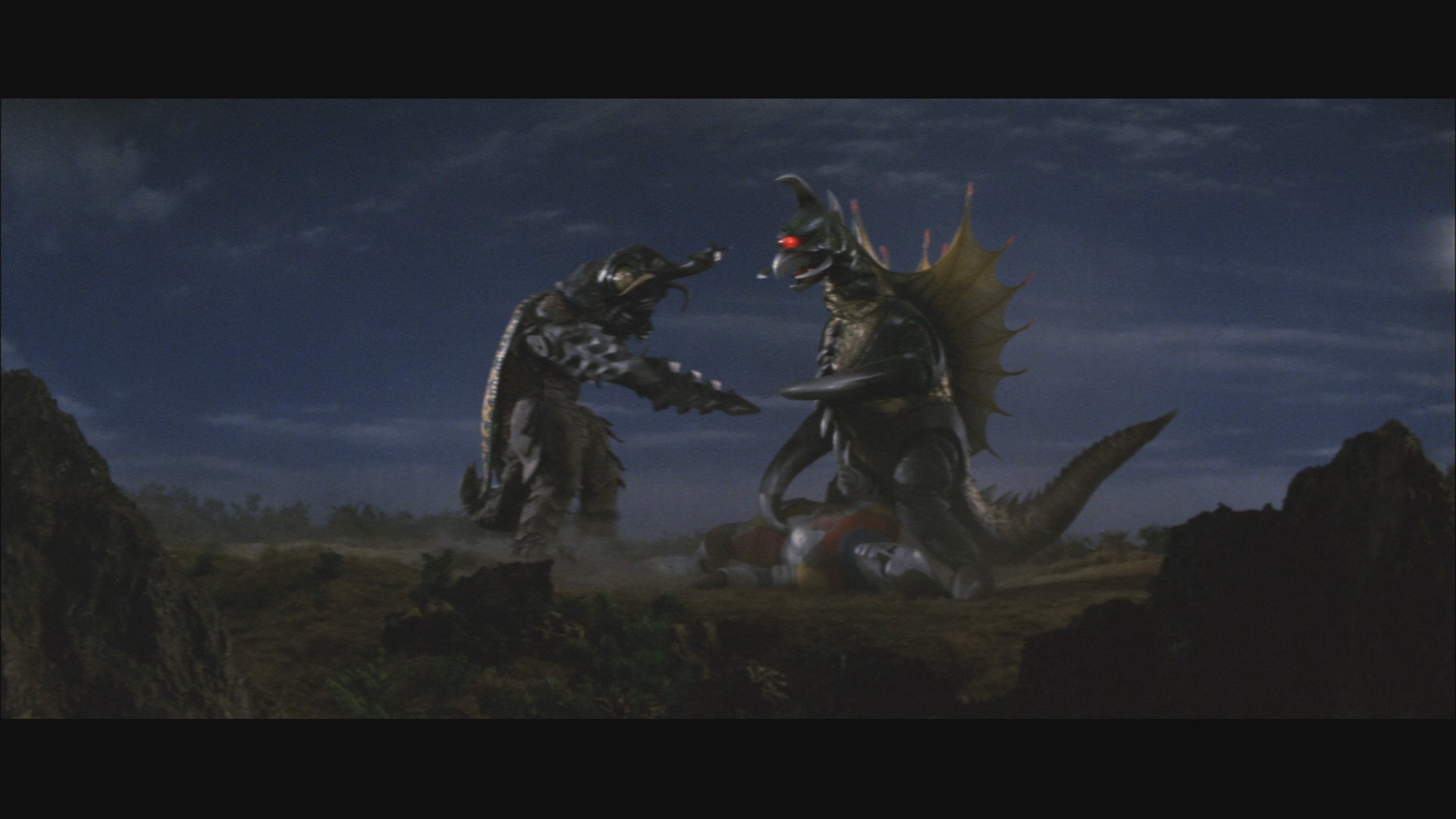 Godzilla vs. Gigan (1972) + Godzilla vs. Megalon (1973) [Criterion Collection]