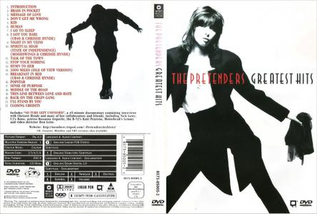 The Pretenders - Greatest Hits (2000) DVD