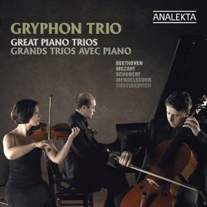 Gryphon Trio - Great Piano Trios (2011)