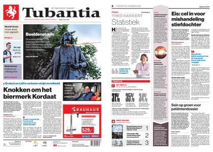 Tubantia - Hengelo – 12 juni 2020