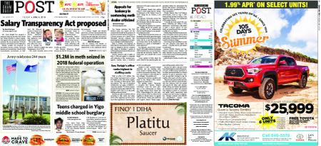 The Guam Daily Post – June 04, 2019