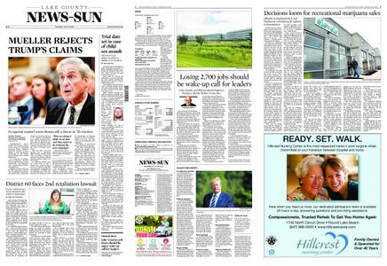 Lake County News-Sun – July 25, 2019