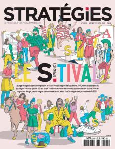 Stratégies - 23 Septembre 2021
