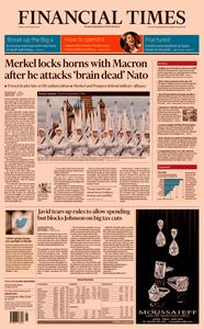 Financial Times UK – 08 November 2019