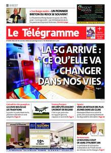 Le Télégramme Brest – 18 novembre 2020