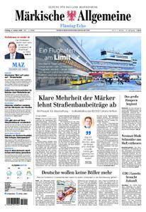 Märkische Allgemeine Fläming Echo - 04. Januar 2019